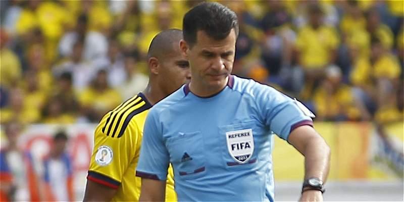 La semblanza de Carlos Vera, árbitro para Colombia vs. Argentina