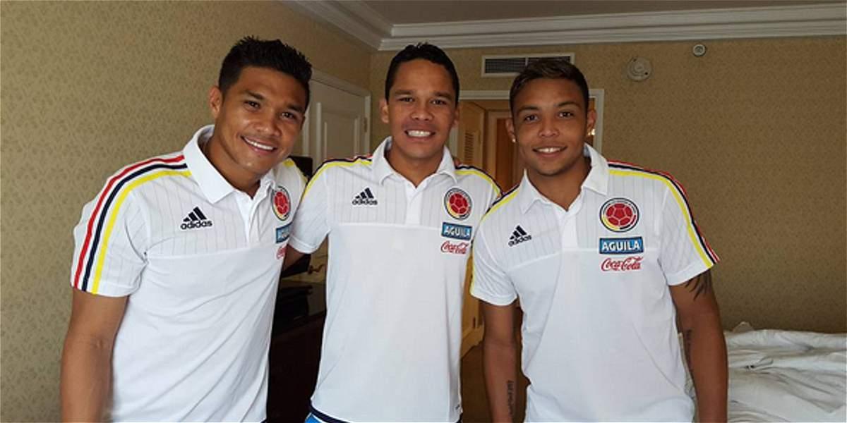 camiseta seleccion colombia nueva