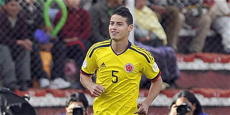 James vuelve más maduro a La Paz: 40 partidos después