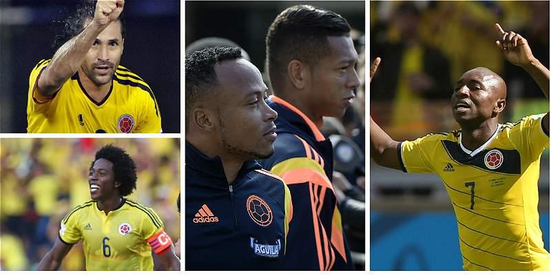 ¡Vamos Colombia! Así apoyan algunos referentes a la Selección