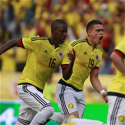 Colombia - Estados Unidos (COLLAGE)