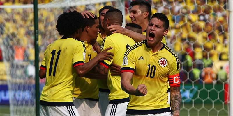 Resultado de imagen para foto seleccion colombia
