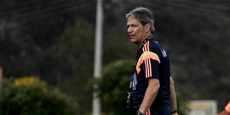 \'Piscis\' Restrepo, en el cuerpo técnico de Colombia en la Copa América