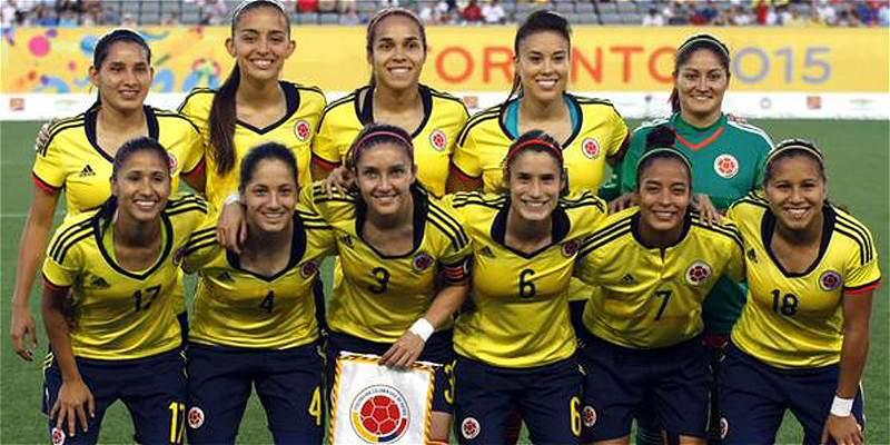 Colombia femenina, en el puesto 24 de la clasificación de la Fifa