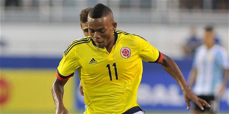 Colombia Sub-23 ya tiene su once para amistoso contra Honduras