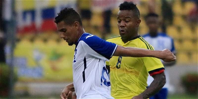 Minuto a minuto de la victoria de Colombia olímpica sobre Honduras