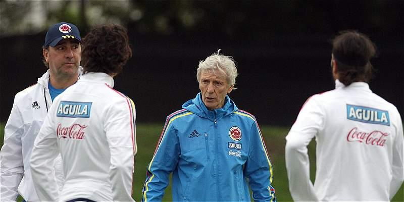 Orlando Berrío y David González, nuevos en convocatoria de Selección