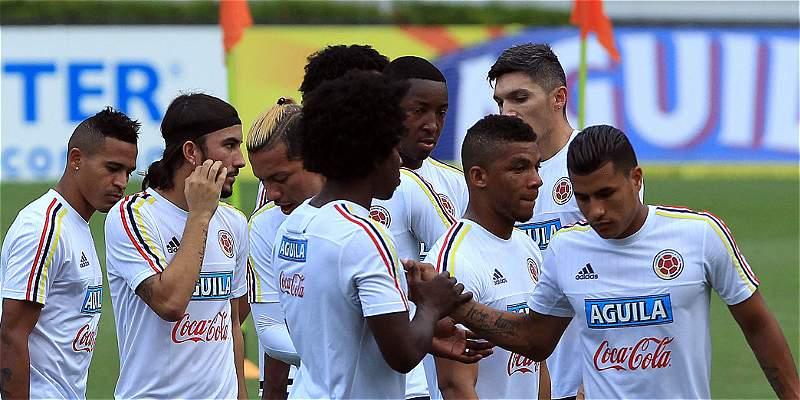 Convocatoria Selección Colombia Eliminatorias