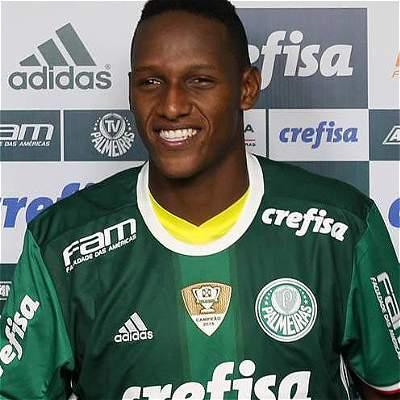 Yerry Mina Selección Colombia