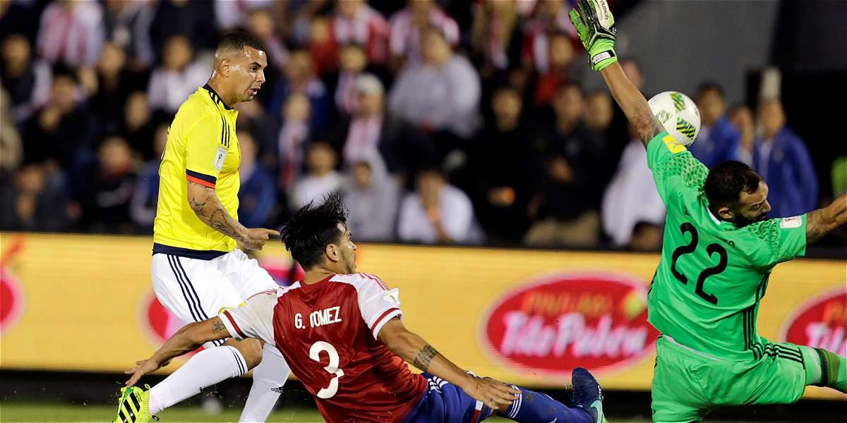 Edwin Cardona: el hombre de los goles en el minuto 90 con la Selección