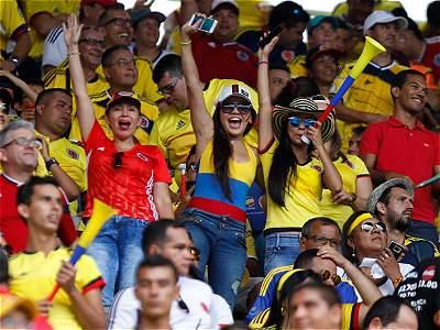 Colombia-Uruguay / Galería