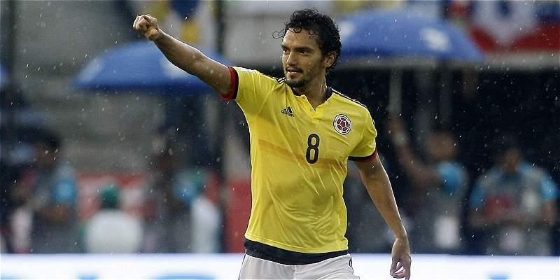 Abel Aguilar resurgió con Colombia, en estas fechas de Eliminatorias