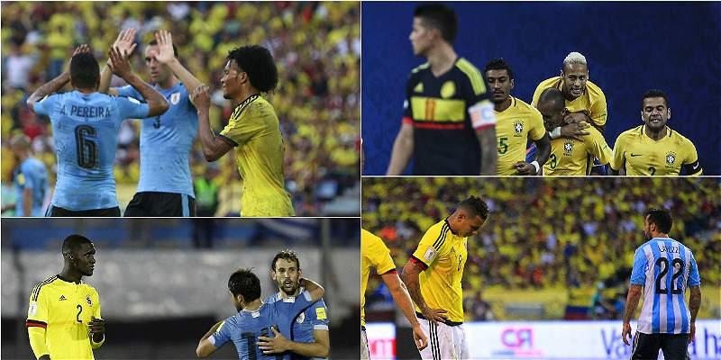 Tarea pendiente de Colombia en la Eliminatoria: ganarle a los grandes