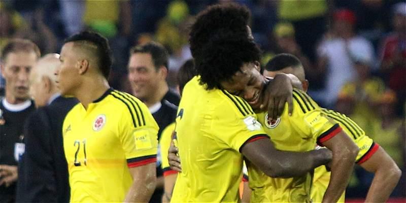 Colombia no iría al Mundial Rusia-2018, según predicción de la \'BBC\'