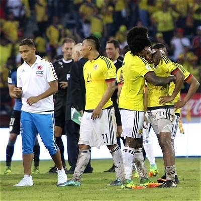 Colombia escalafón de la Fifa