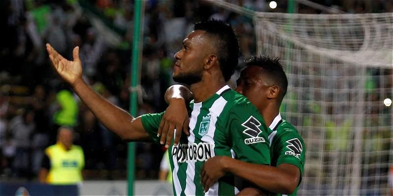 Miguel Borja Atlético Nacional