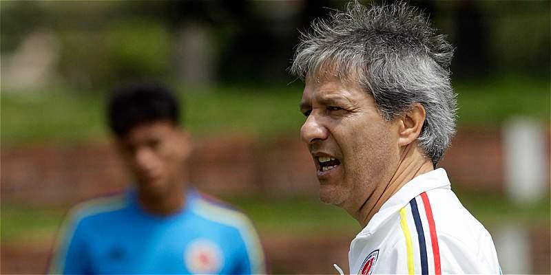 Selección Colombia Sub-20, en el grupo A para el Suramericano de 2017