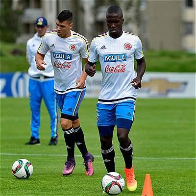 Selección Colombia Sub-20 calendario Sudamericano