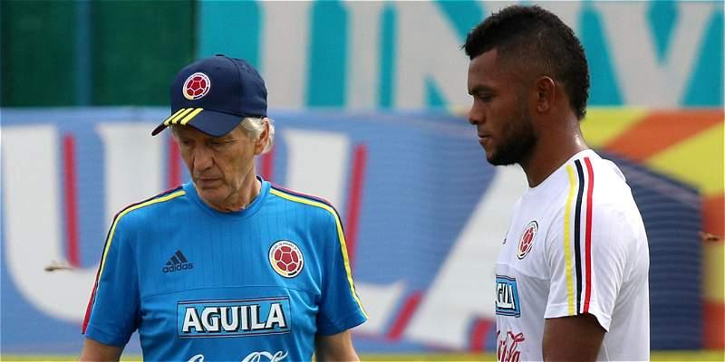 Convocados Selección Colombia