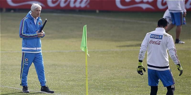 Suspendido microciclo de Selección Colombia para jugar con Brasil
