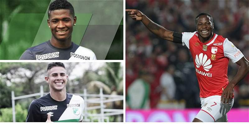 El sueño cumplido de los 'nuevos' de la Selección Colombia