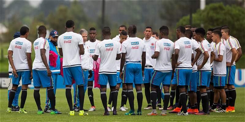 Colombia Sub-20 inicia su camino mundialista enfrentando a Paraguay