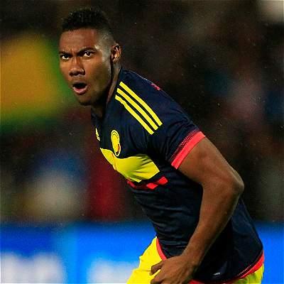 Damir Ceter Selección Colombia Sub 20
