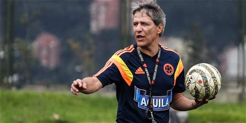Si usted fuera 'Piscis' Restrepo: ¿Qué haría con Colombia Sub-20?