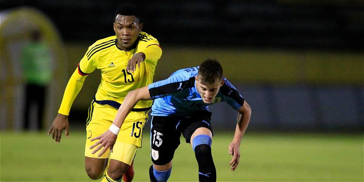Colombia Sub 20 Contra Uruguay Sub 20: Colombia Perdió 3-0 Contra Uruguay En Suramericano Sub 20