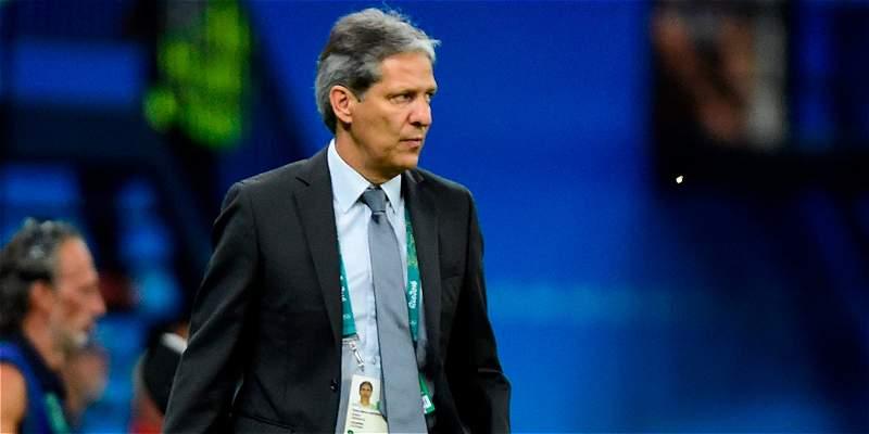Para Carlos \'Piscis\' Restrepo fue un \'golpe\' quedar fuera del Mundial