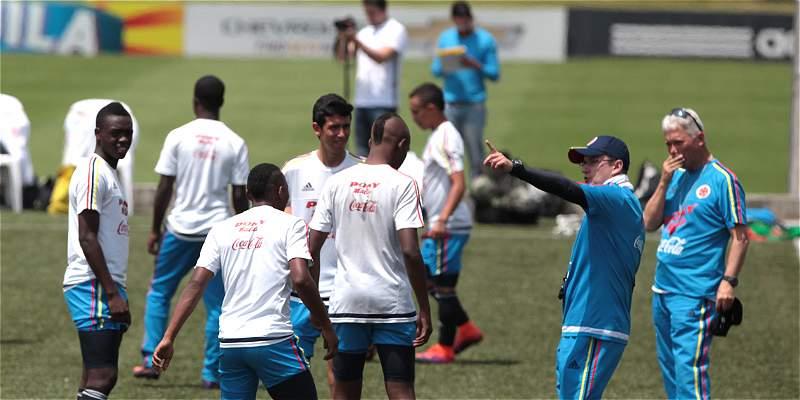 Colombia Sub-17 ultima detalles para debut en Suramericano de Chile