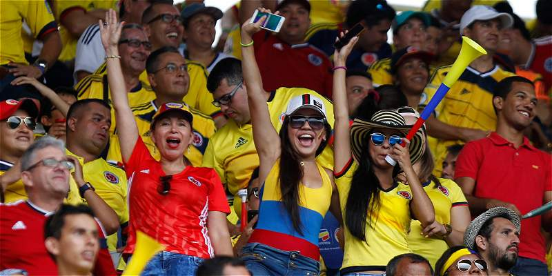 Este miércoles sale a la venta la boletería para Colombia vs. Bolivia