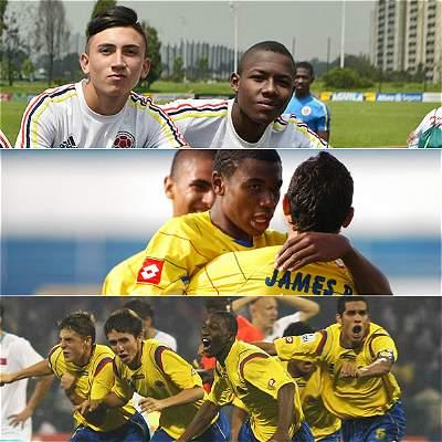 ¿Cómo le ha ido a Colombia en Sub-17? Hace 8 años no va a un Mundial