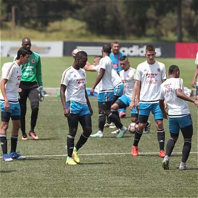 Colombia Sub-17, a iniciar con buen pie el Suramericano contra Ecuador