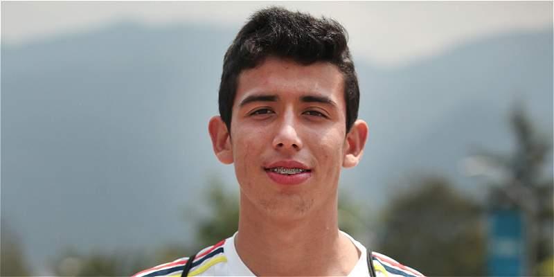 Wanderley Wandurraga, el \'Giovanni Moreno\' de la Seleccción Sub-17