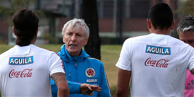 José Pékerman Selección Colombia