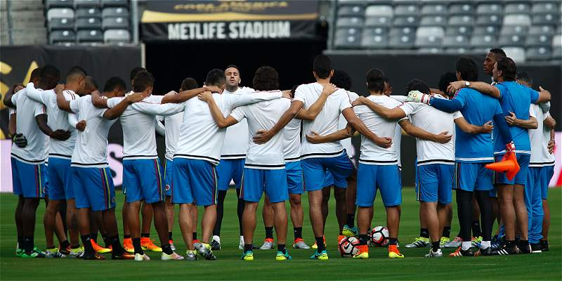¿Cómo debería jugarle Colombia a Bolivia? ¡Sea usted el DT!