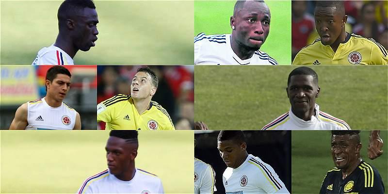 Defensas Selección Colombia Eliminatorias