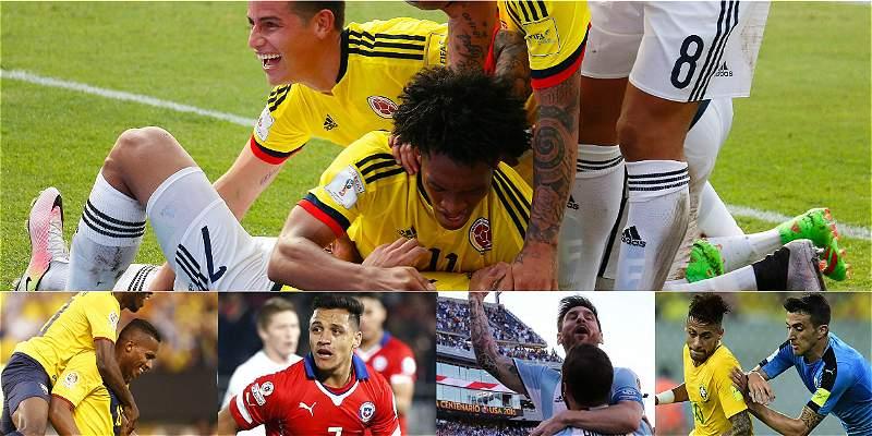 Así sería la fecha perfecta para Colombia en la Eliminatoria a Rusia