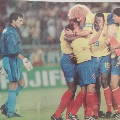 Colombia Bolivia ArchivoRED