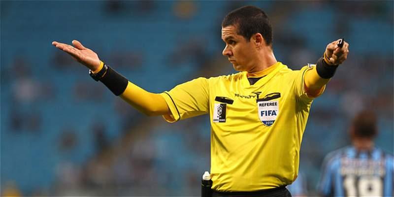 Ricardo Marques Ribeiro, el \'estricto\' que pitará Colombia vs. Bolivia
