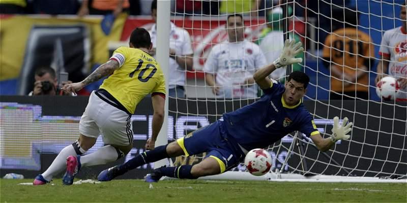 \'Tuve suerte en el gol, pero hay que saber sufrir\': James Rodríguez