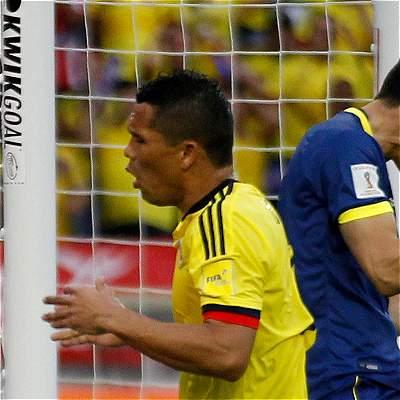 Carlos Bacca Selección Colombia Eliminatoria Rusia 2018
