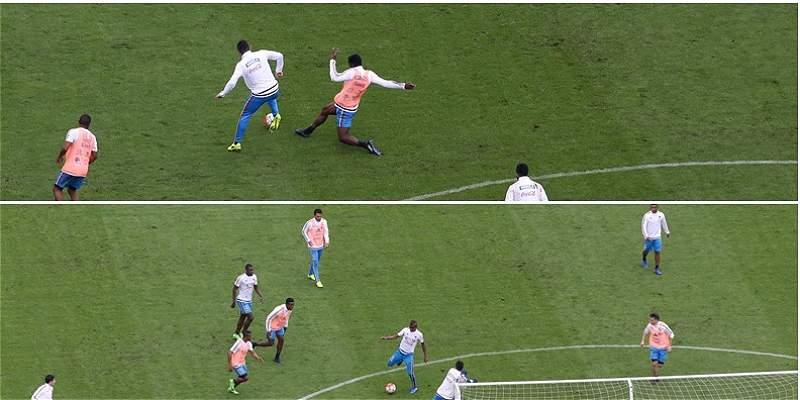 Así fue la práctica de este sábado de la Selección Colombia, en Bogotá