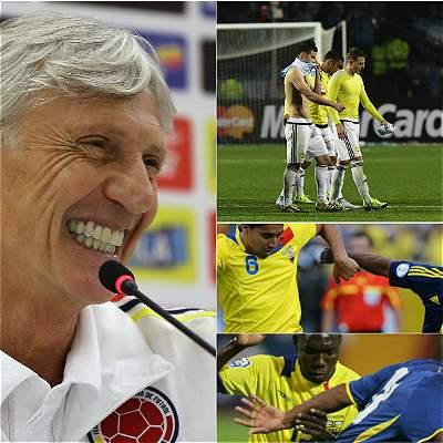 TriviaRED: ¿Cómo le va a Colombia visitando a Ecuador en Eliminatoria?