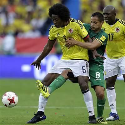 Asegurar el medio campo, primer examen para Colombia contra Ecuador