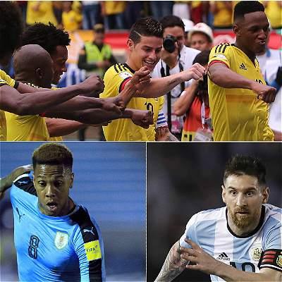 Colombia fecha perfecta