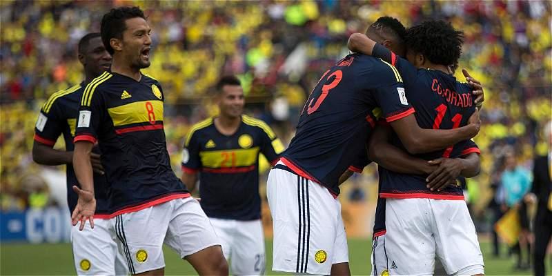 Colombia venció a Ecuador/Crónica