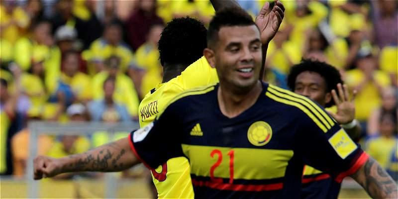 Edwin Cardona Selección Colombia vs Ecuador Eliminatoria Rusia 2018