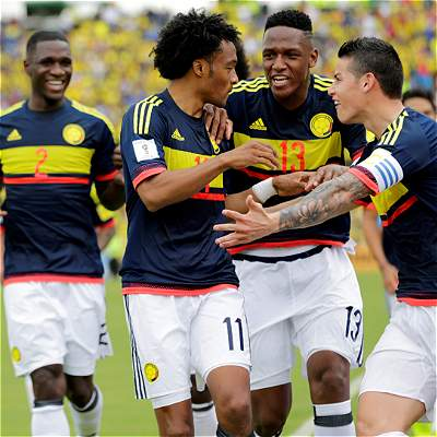 Colombia sondeo